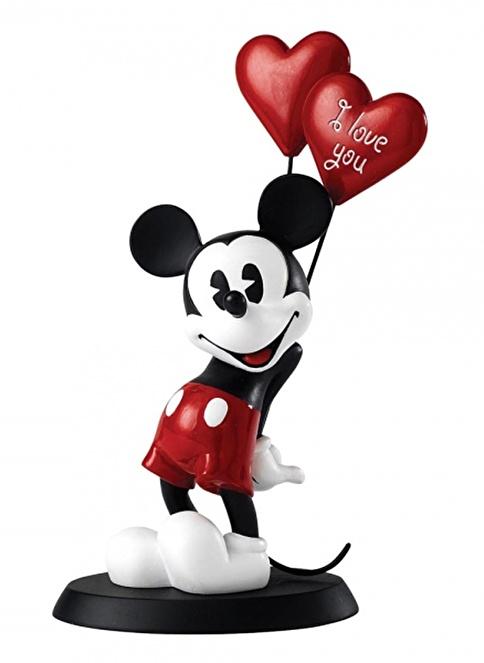 Enesco Mickey Mouse Figür (I Love You Mickey) Renkli